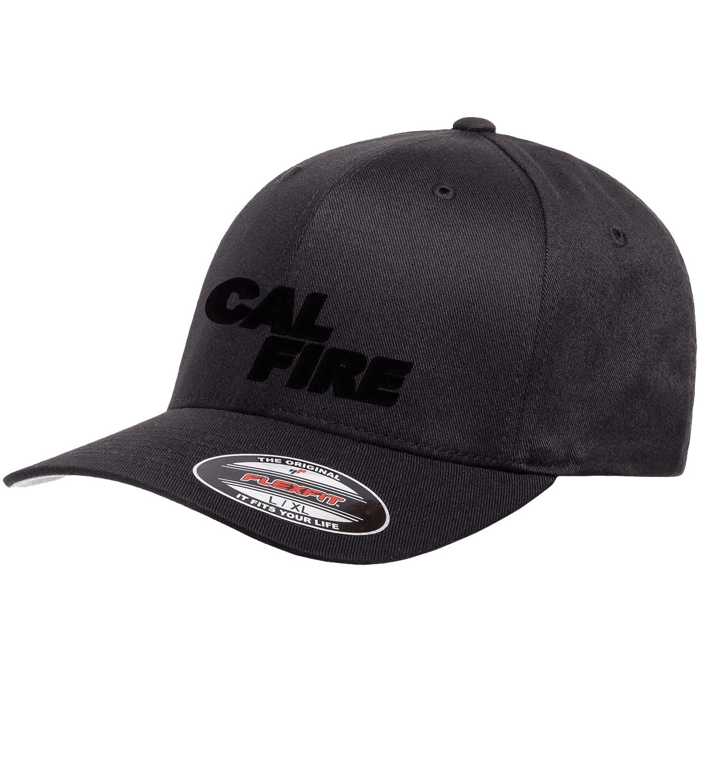 Cal Fire Black Non Duty Hat