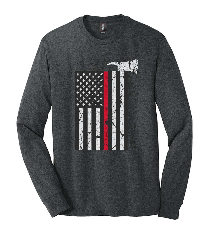 Fire Support L/S Tee Shirt