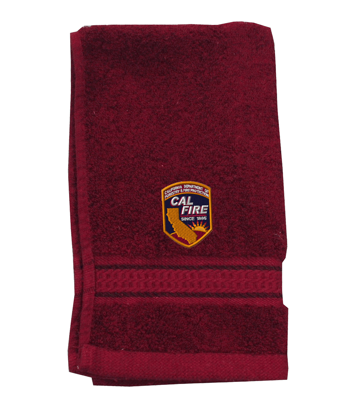 CAL FIRE Station Bath Towel