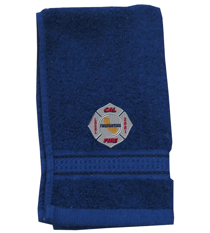 CAL FIRE Bath Towel