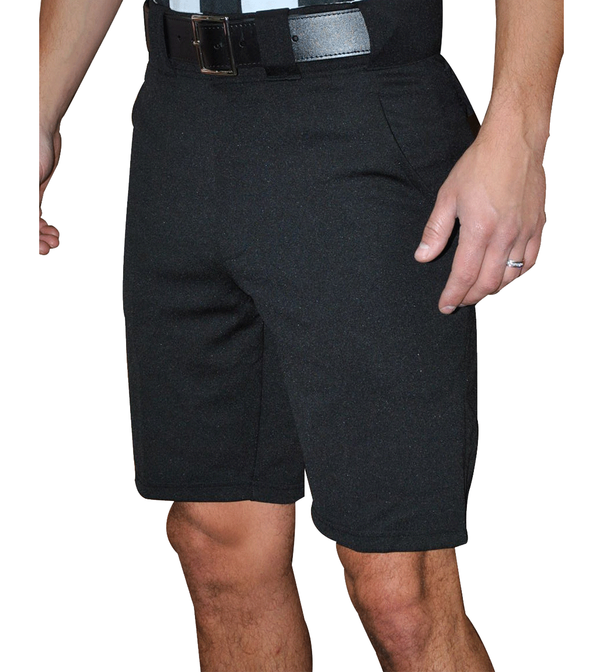 SMITTY Comfort Tech Solid Officials Shorts