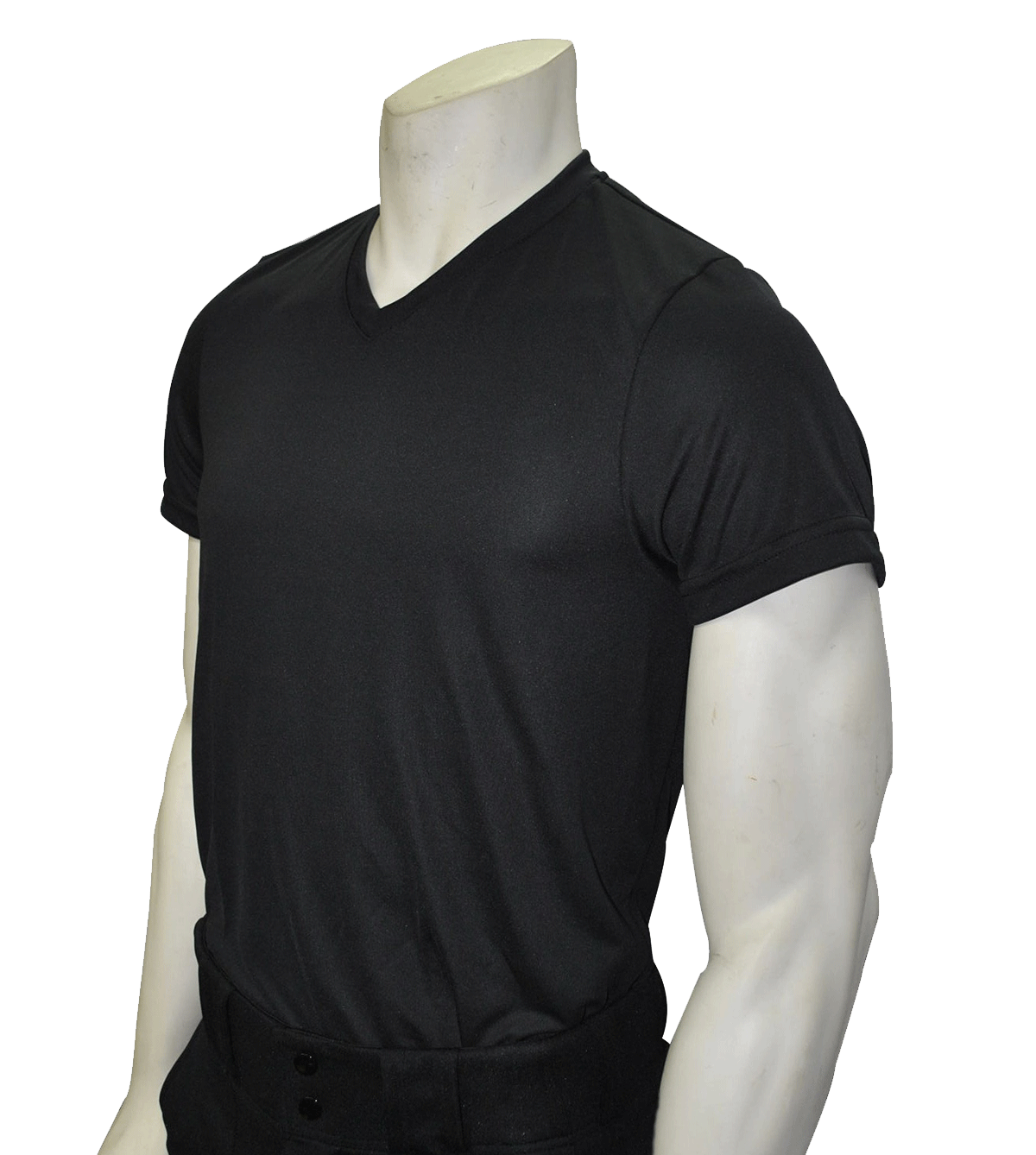 SMITTY Loose Fit V-Neck T-Shirt