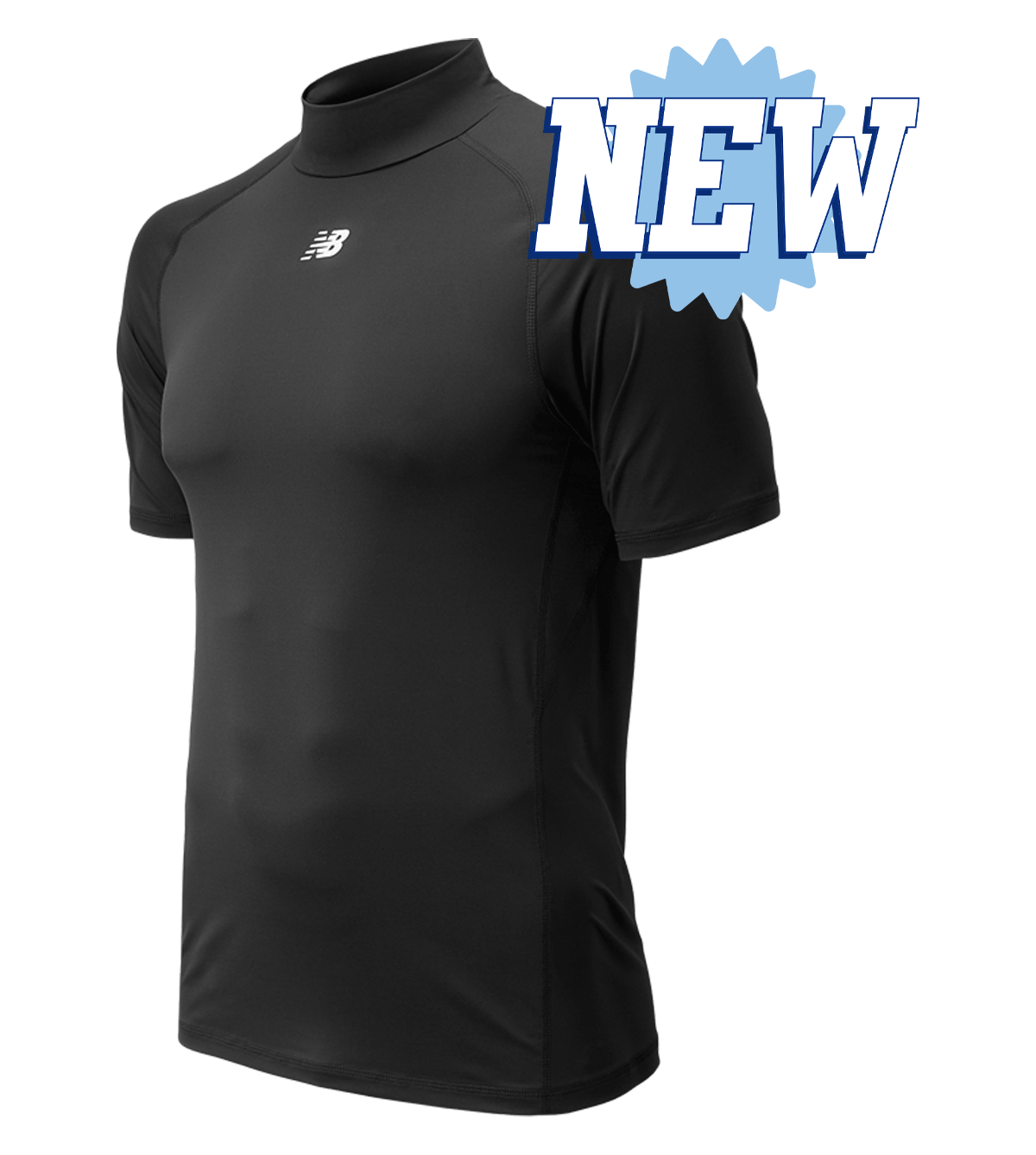 NEW BALANCE Challenger Mock Neck