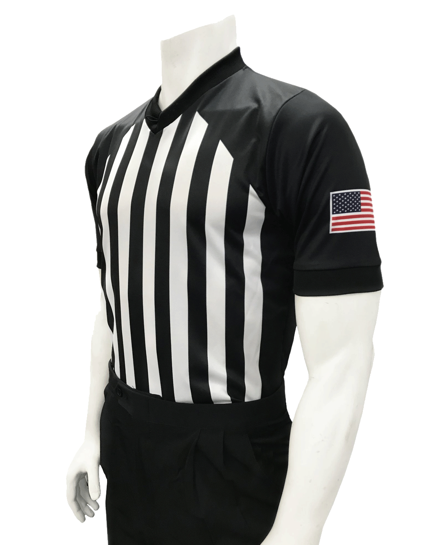 NCAA Approved BODY FLEX Basketball Officials Shirt