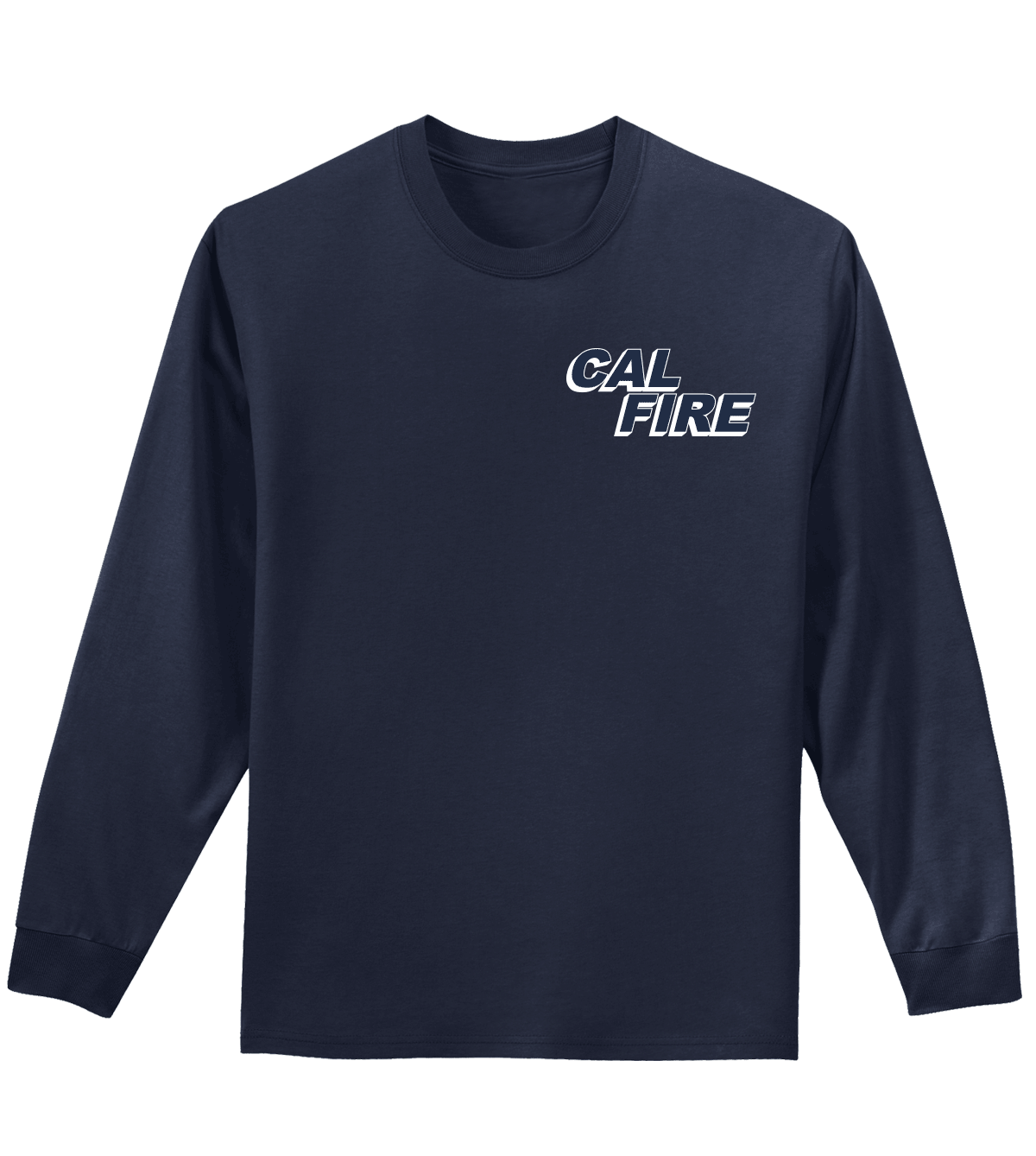 Fair Labor CAL FIRE L/S Tee
