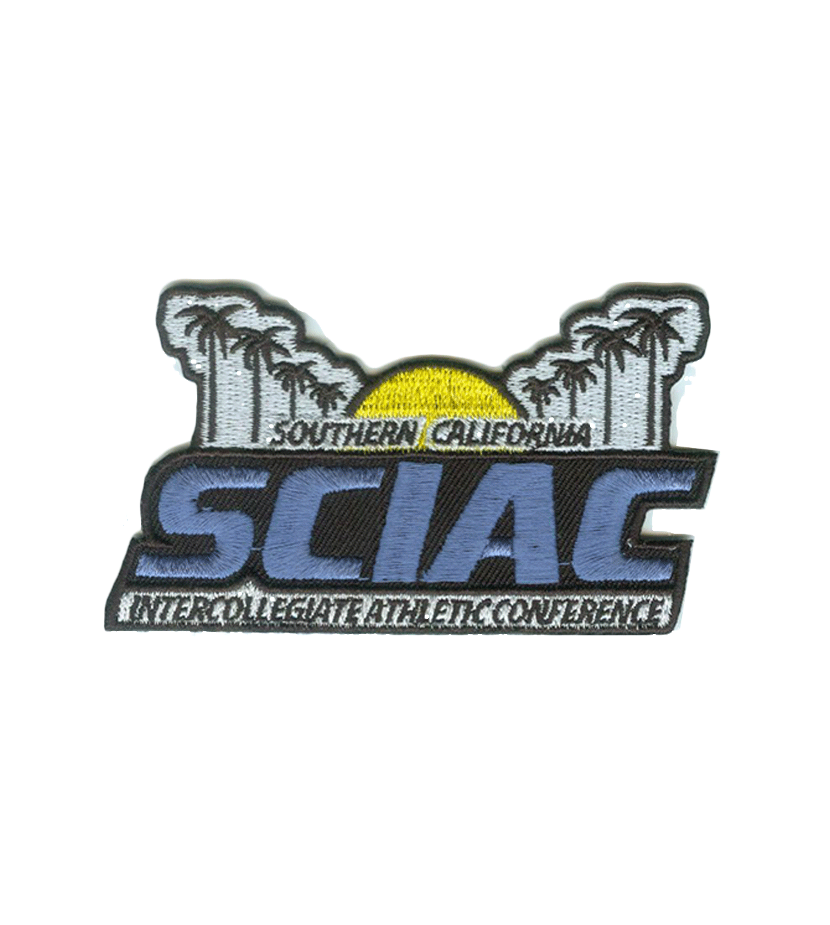 SCIAC Conference Patch