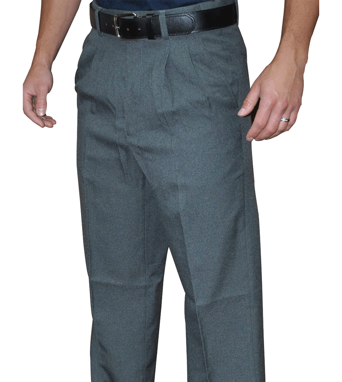 SMITTY Comfort Tech Pleated Plate Pant