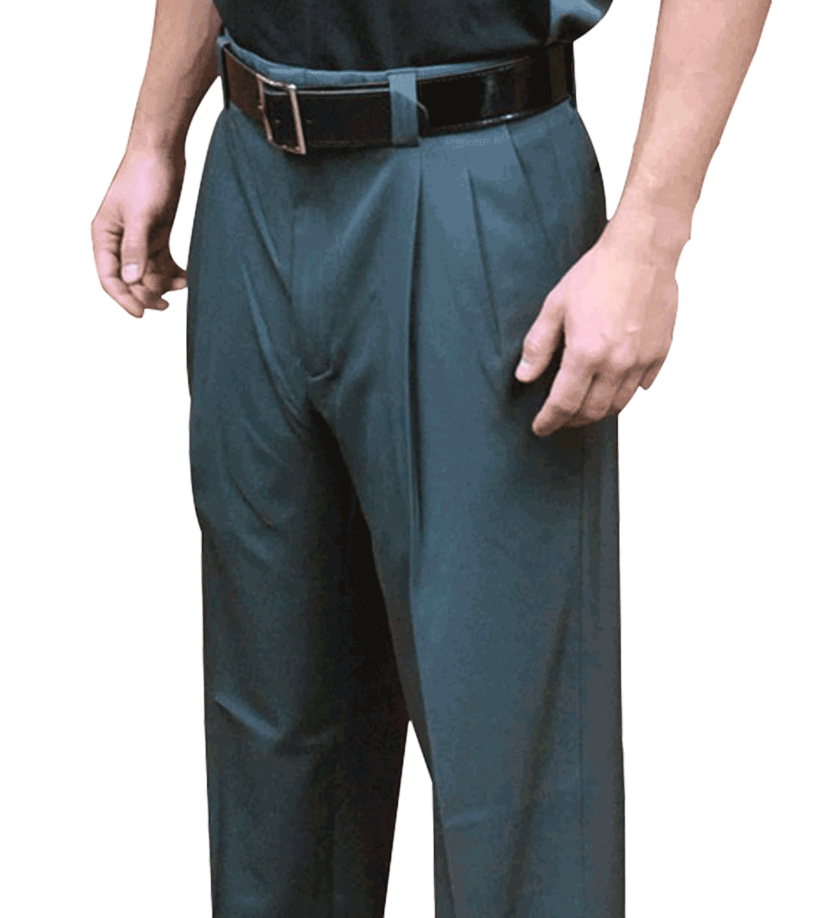 SMITTY 4-Way Stretch Pleated Plate Pant