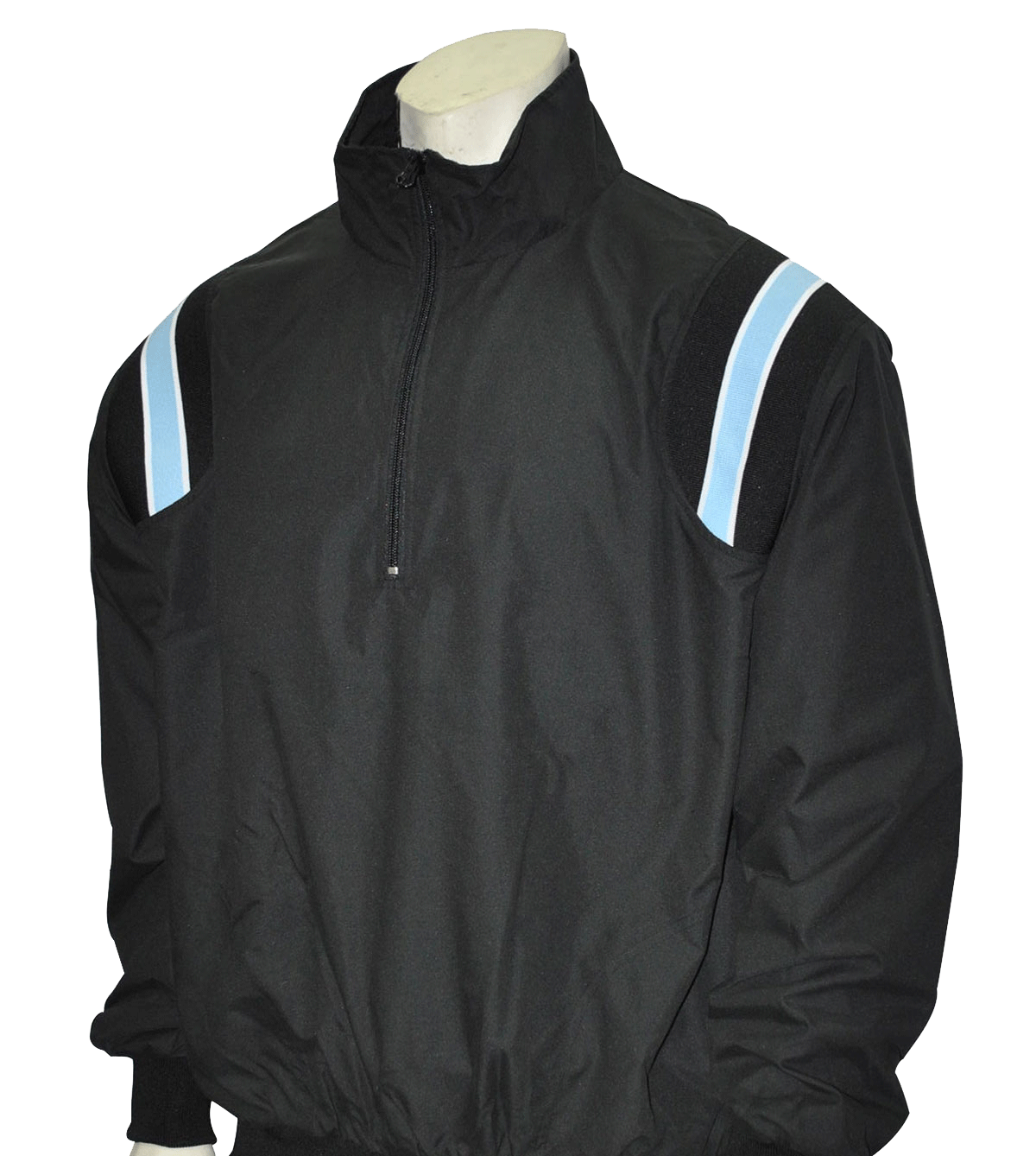 SMITTY 1/2 Zip Traditional Pullover Jacket