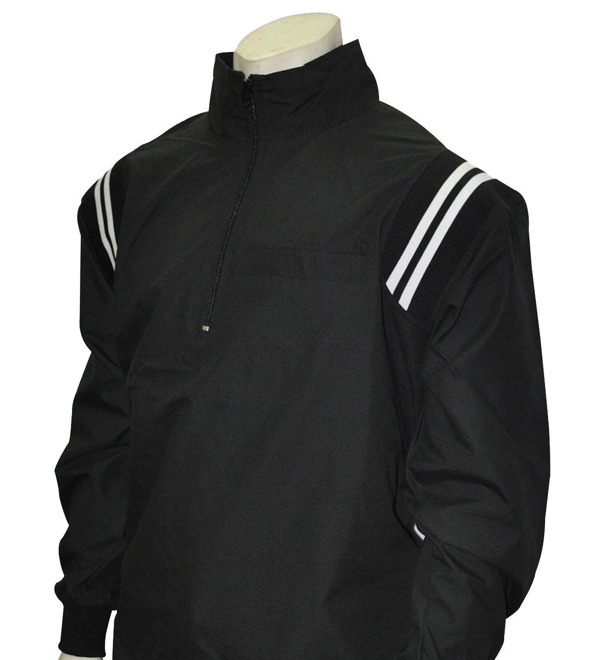 SMITTY 1/2 Sleeve Open Bottom Pullover Jacket