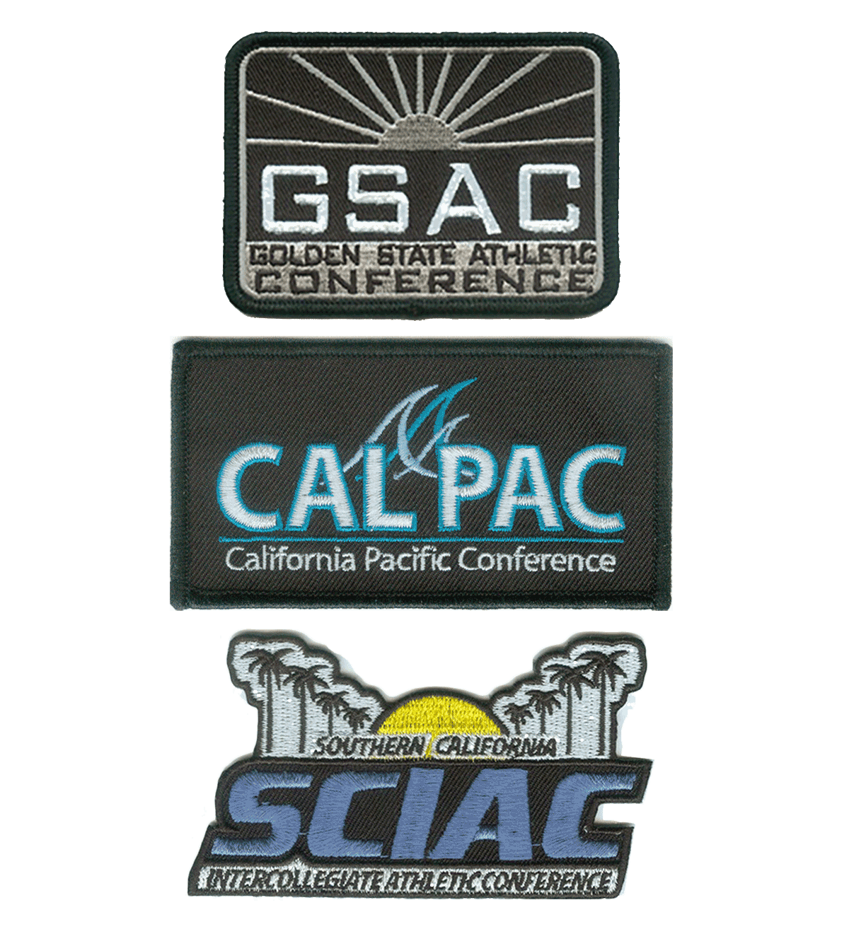 Conference Logo Patches