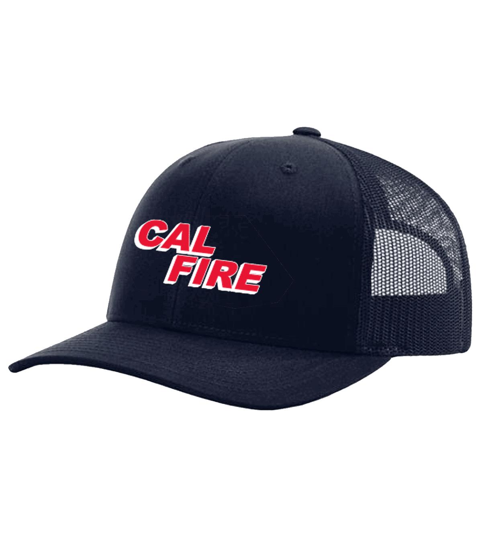 Cal Fire Mesh Hat