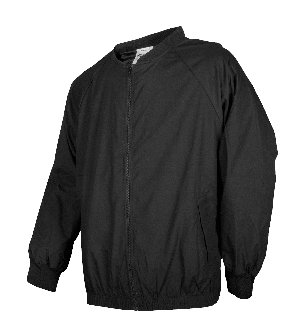 HONIG'S Zip Front Basketball Jacket
