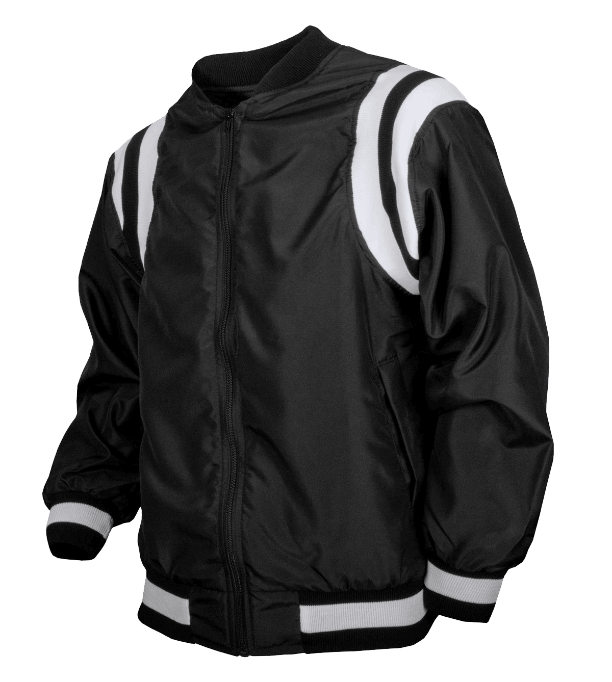HONIG'S Shoulder Stripe Basketball Jacket