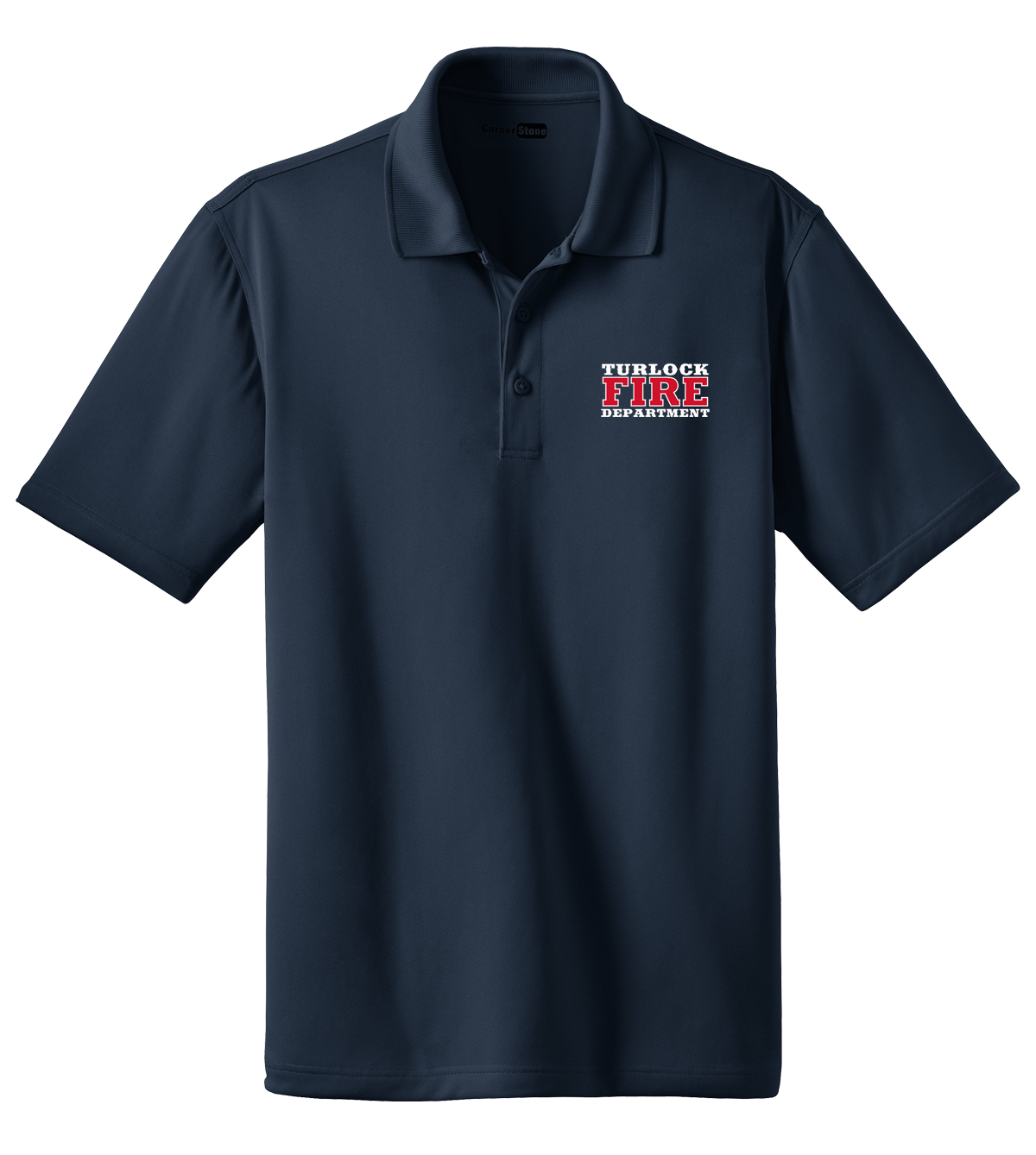 Turlock Fire Tactical Polo
