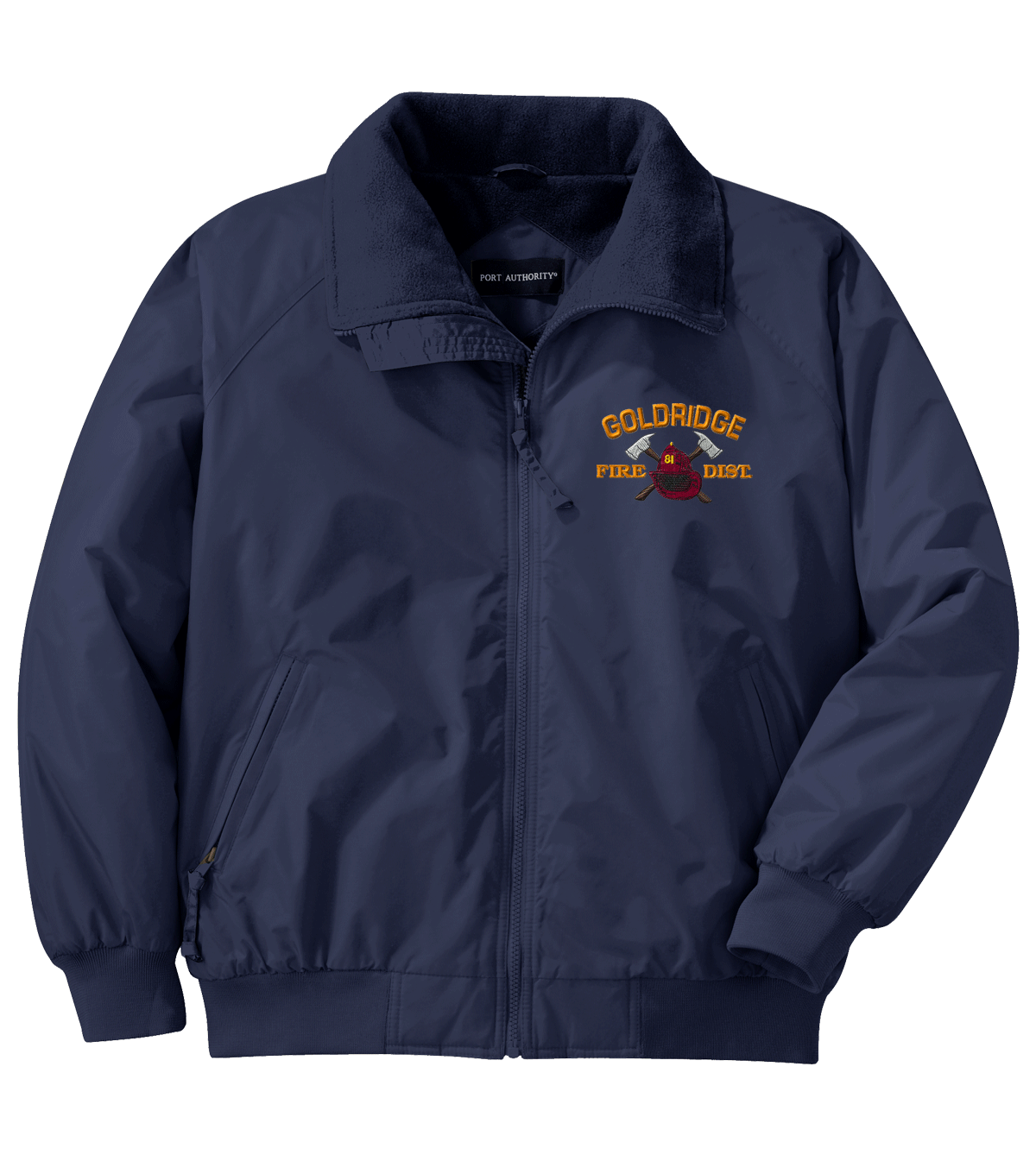 Gold Ridge Fire Challenger Jacket
