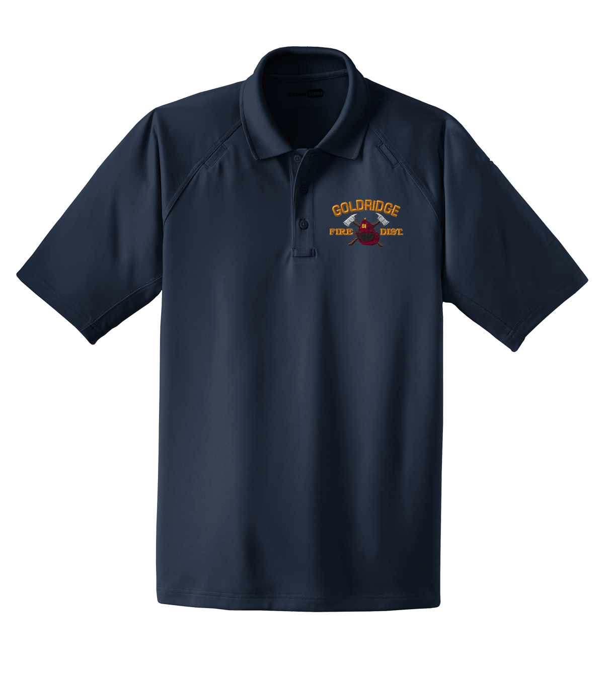 Gold Ridge Fire Tactical Polo