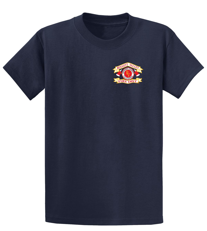 Bennett Valley American Made T-Shirt