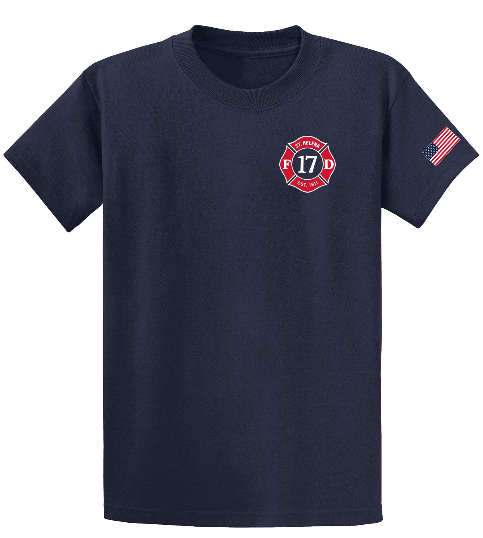 St. Helena USA Made S/S T-Shirt