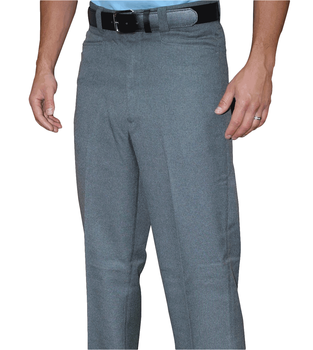 SMITTY Flat Front Plate Pant