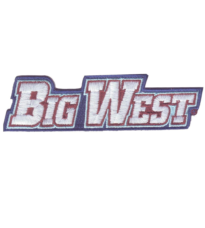 Big West Uniform Patch