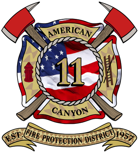 American Canyon Fire Department Company Store Logo