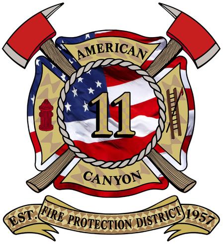 American Canyon Fire District Company Store Logo