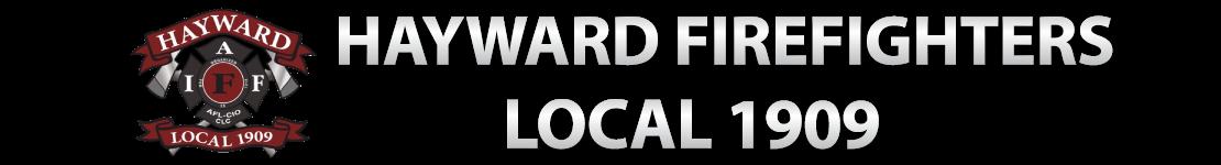 Hayward Firefighters Company Store Logo