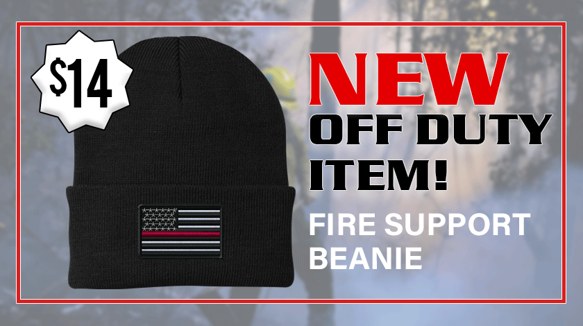Fire Support Cuff Beanie